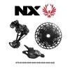 Kit Upgrade SRAM NX Eagle 12-velocidades