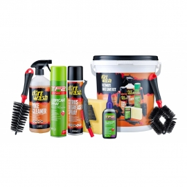 Kit Ultimate Bike Care Kit Dirtwash Weldtite