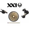 KIT Upgrade SRAM XX1 Eagle Gold 1x12 Trigger