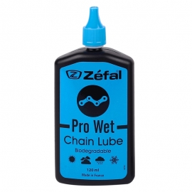 Aceite Zefal PRO Wet Lube 120 ML