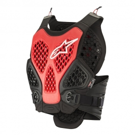 Jofa Bionic Plus Vest - Black Red M/L