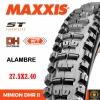 Neumático Maxxis MINION DHR II TT (Alambre) / DH / ST