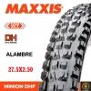Neumático Maxxis MINION DHF TT (Alambre) / DH