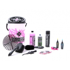 Kit Balde de Limpieza y Mantencion Muc-off