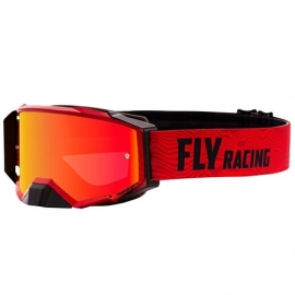 Antiparras FLY Racing ZONE PRO RED/BLACK
