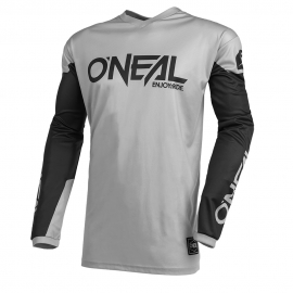 JERSEY ELEMENT THREAT GRAY/BLACK