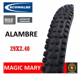 Neumático SCHWALBE Magic Mary BIKEPARK ADDIX