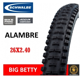 Neumático Schwalbe BIG BETTY BIKEPARK ADDIX