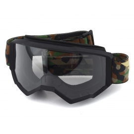 Antiparras FLY Racing Focus CAMOUFLAGE W/CLEAR LENS