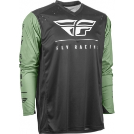 Jersey FLY RACING RADIUM BLACK/SAGE