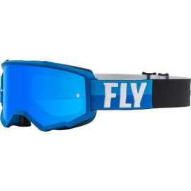 Antiparras FLY Racing ZONE BLUE/BLACK