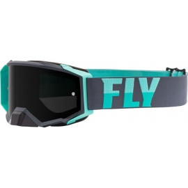 Antiparras FLY Racing ZONE PRO GREY/MINT